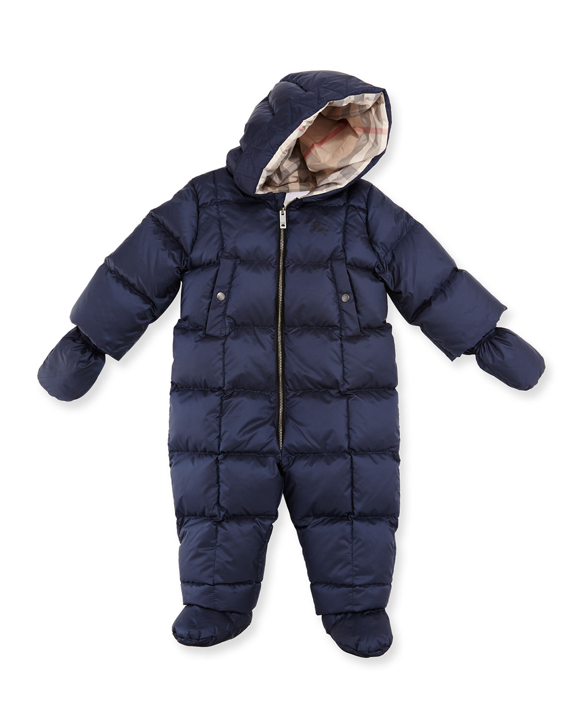 ca221458d Burberry Skylar Quilted Down Snowsuit