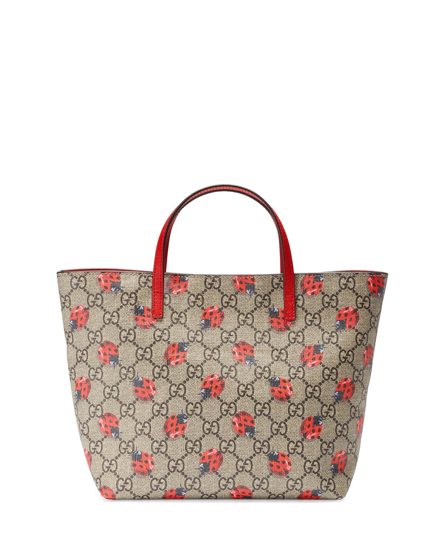 d9268742065 Gucci Childrens GG ladybugs tote Guccihandbags Gucci handbags