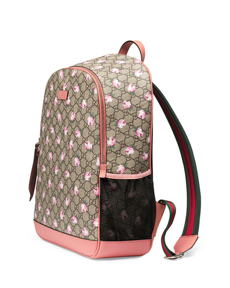 Gucci Backpack Roses