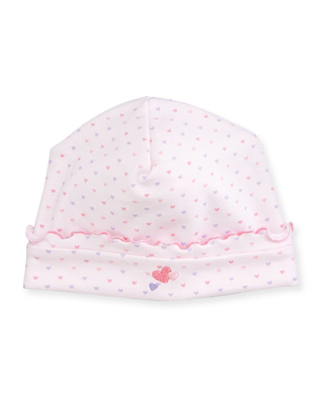Once Upon A Time Heart Hat, Pink