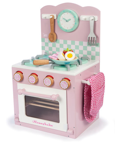 Kitchen Play Set, Pink