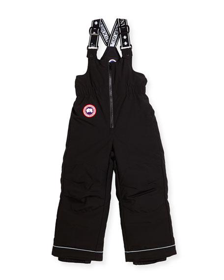 Canada Goose Thunder Waterproof Winter Pants, Black, Kids'
