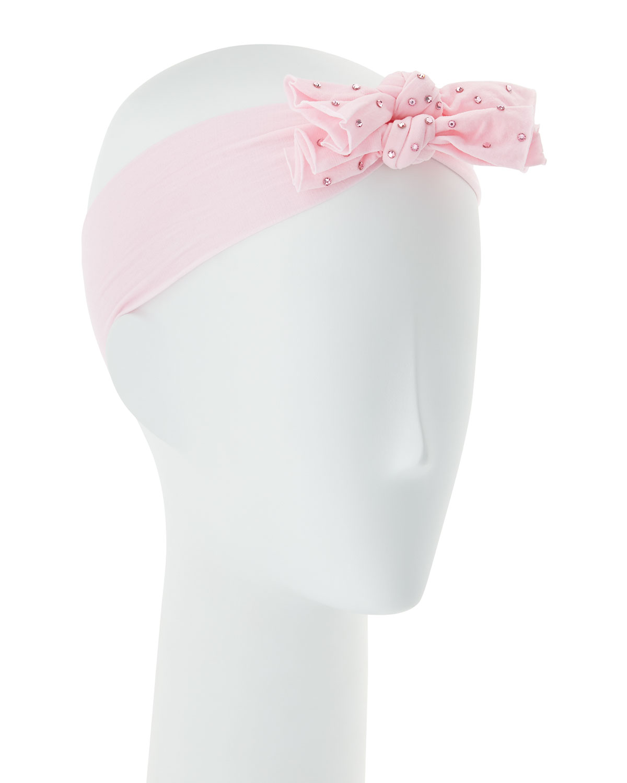 Bari Lynn Girls Silk Flower Stretch Headband JfrW775