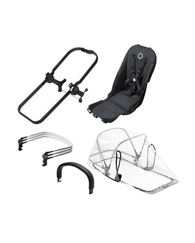 Donkey Duo-Extension Set, Black