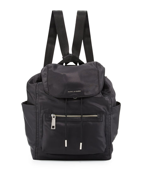 marc jacobs easy baby backpack diaper bag black neiman marcus. Black Bedroom Furniture Sets. Home Design Ideas