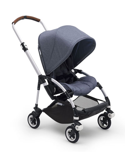 Bee⁵ Complete Stroller  Blue Melange