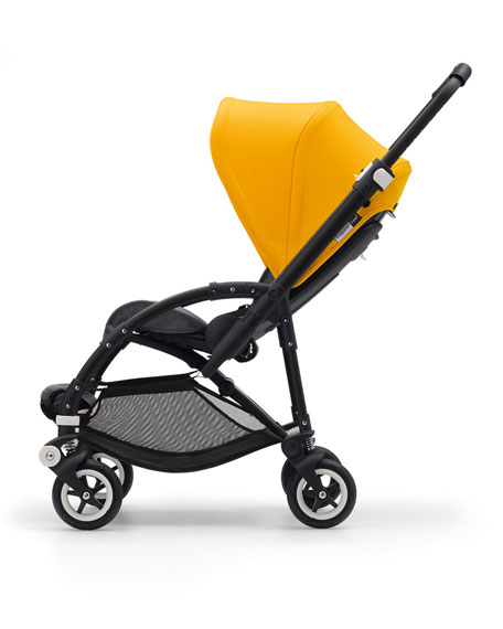 Bee⁵ Complete Stroller, Yellow/Gray
