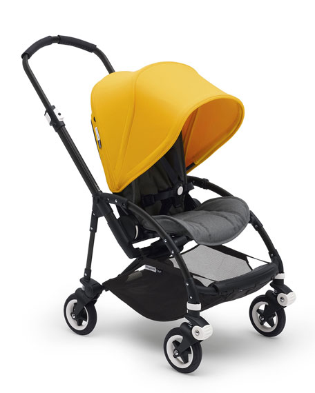 Bugaboo Bee⁵ Complete Stroller, Yellow/Gray