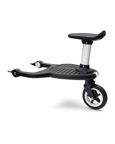 Comfort Wheeled Board (2017 Model), Black