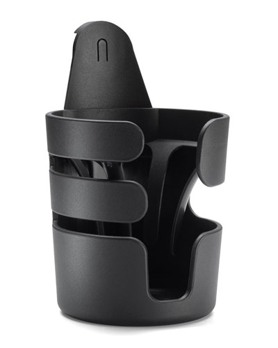 Plastic Cup Holder  Black