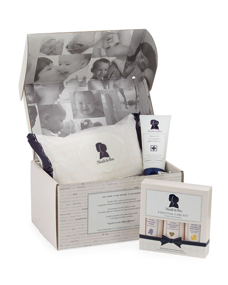 Newborn Essentials Gift Set