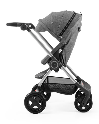 Scoot™ Complete Stroller, Black