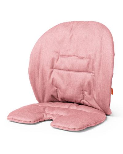 Steps™ Cushion, Pink Tweed