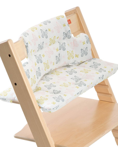 Tripp Trapp® Seat Cushion, Sweet Butterflies
