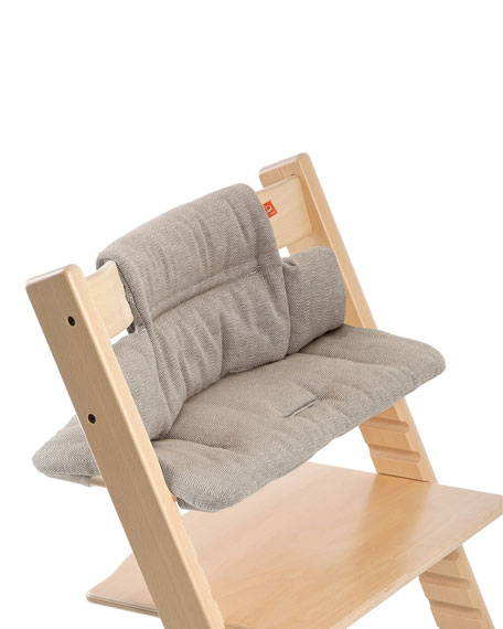 Tripp Trapp® Seat Cushion, Hazy Tweed
