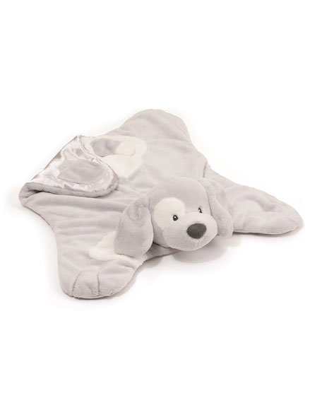 Gund Spunky Dog Comfy Cozy Blanket