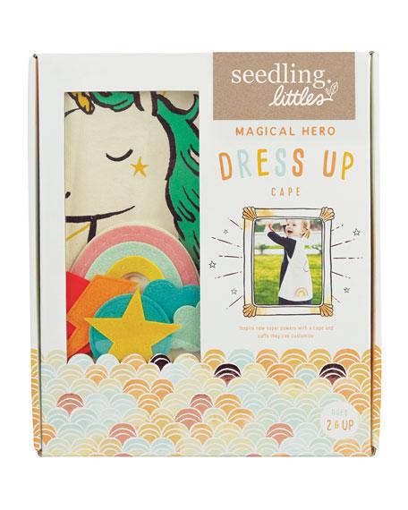 Seedling Magical Hero Dress Up Cape Set