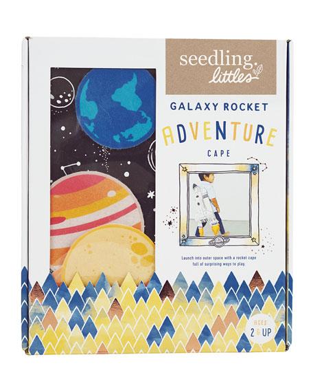 Seedling Galaxy Rocket Adventure Cape Set