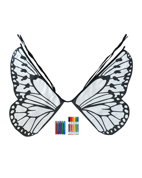 Design Your Own Butterfly Wings Kit