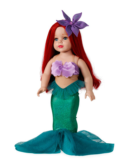 Madame Alexander Ariel Disney?? Princess??? Collectible Doll