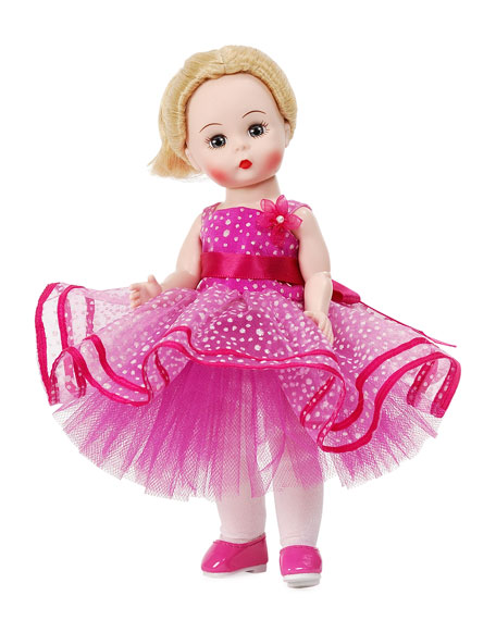 Madame Alexander Birthday Wishes Light-Tone Collectible Wendy
