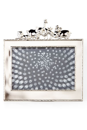 "Michael Aram Animals 5"" x 7"" Picture Frame"