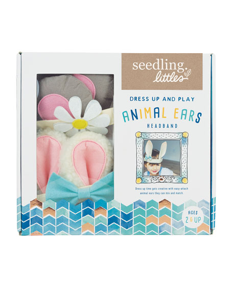 Seedling Dress Up and Play Animal Ears Headband