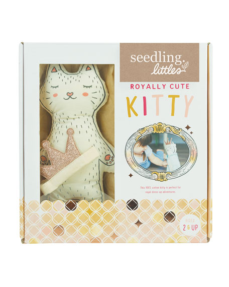 Seedling Royally Cute Kitty Kit