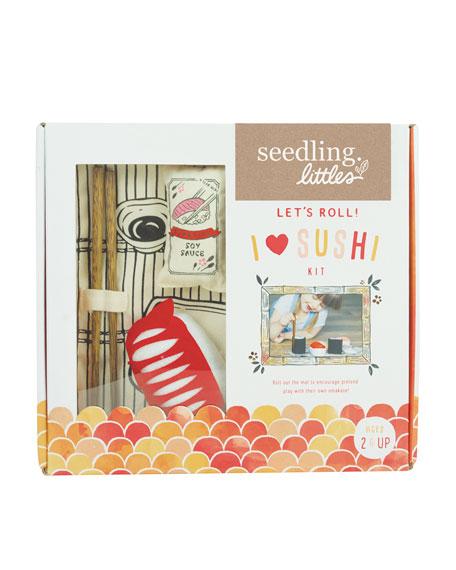 Seedling Let's Roll! I Love Sushi Play Kit