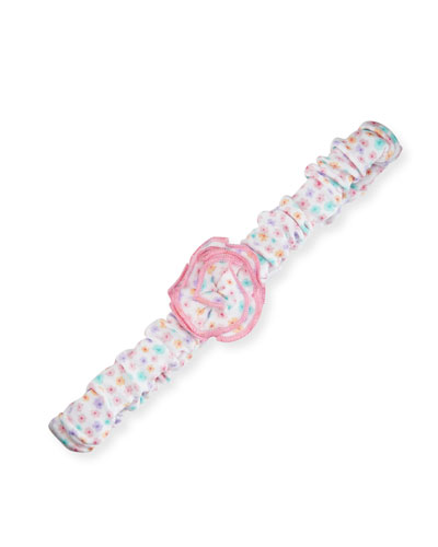Darling Dachshunds Pima Headband, Pink