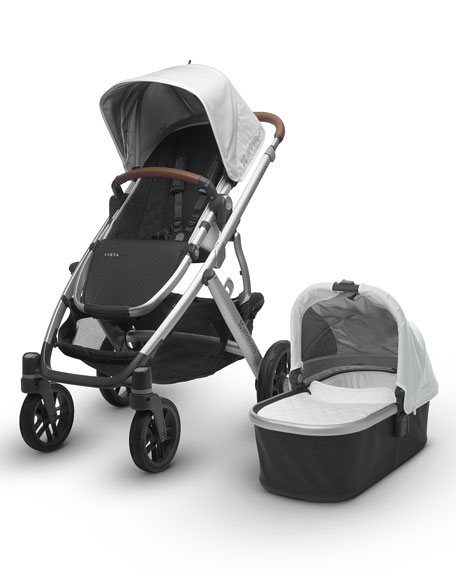 UPPAbaby VISTA™ All-in-One Stroller, Loic (White)