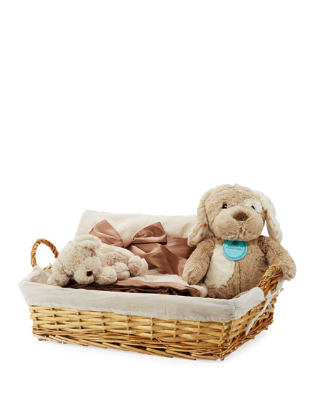 Cloud B Dreamy Hugginz?? Puppy Gift Set