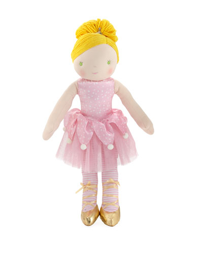 Dancing Darlings Olivia Ballerina Doll