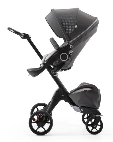 Stokke Xplory V5 Athleisure Stroller & Carrycot, Marina