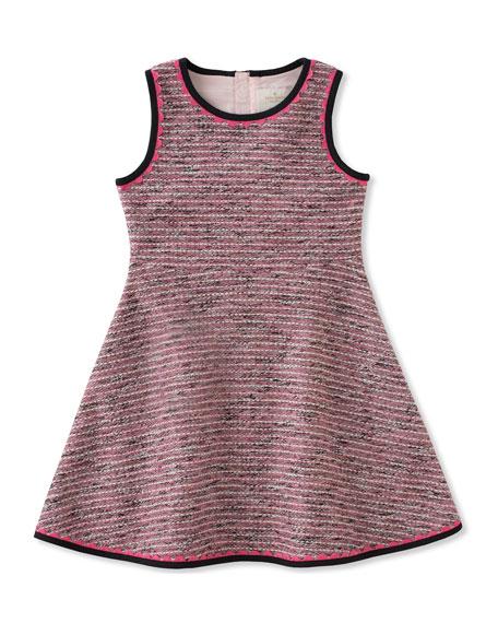 kate spade new york knit tweed dress, size