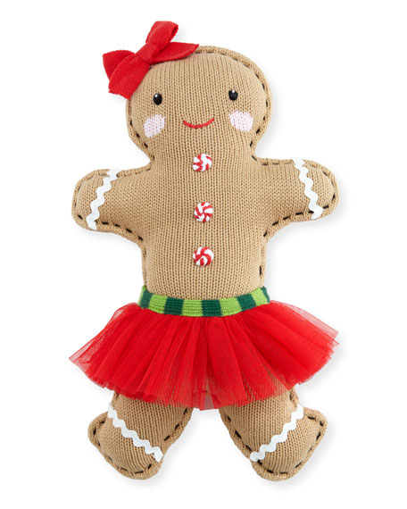 Exclusive Gingerbread Girl Doll