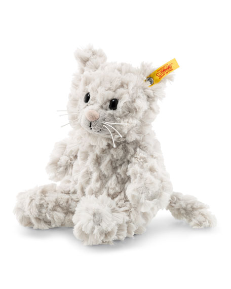 Whiskers Plush Kitten