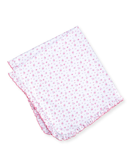 Kissy Kissy Autumn Breeze Pima Blanket