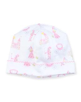 Enchanted Princess Pima Baby Hat