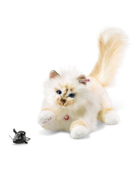 """x Karl Lagerfeld """"Choupette"""" Stuffed Cat"""