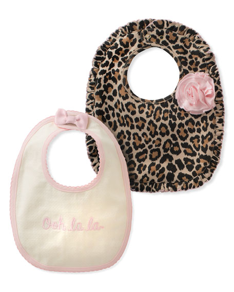 kate spade new york ooh la la bib