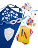 Image 2 of 2: Design Your Superhero Cape Kit