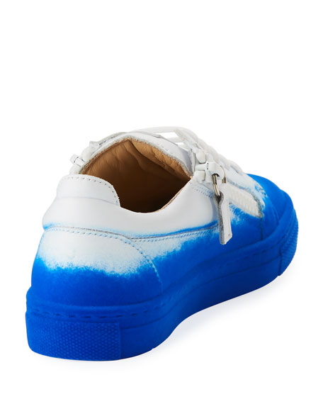Smuggy Elettrico Ombre Low-Top Sneaker, Toddler Sizes 4-9