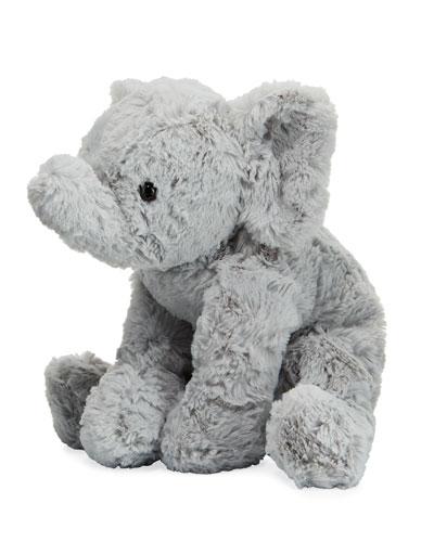Elephant Cozy Stuffed Animal, 10