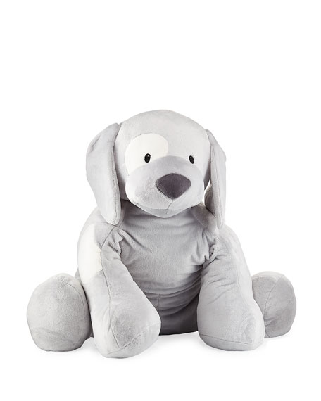 Jumbo Spunky Plush Puppy Stuffed Animal, 24""