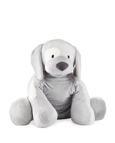 Gund Jumbo Spunky Plush Puppy Stuffed Animal 24 Neiman Marcus