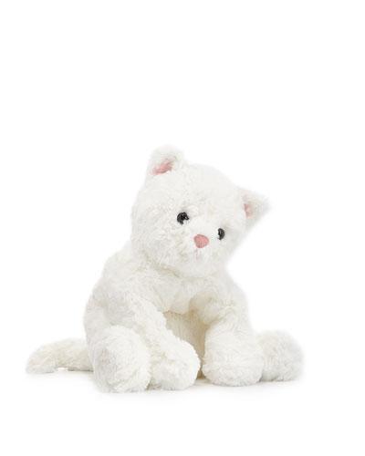 Cat Cozy Stuffed Animal, 10
