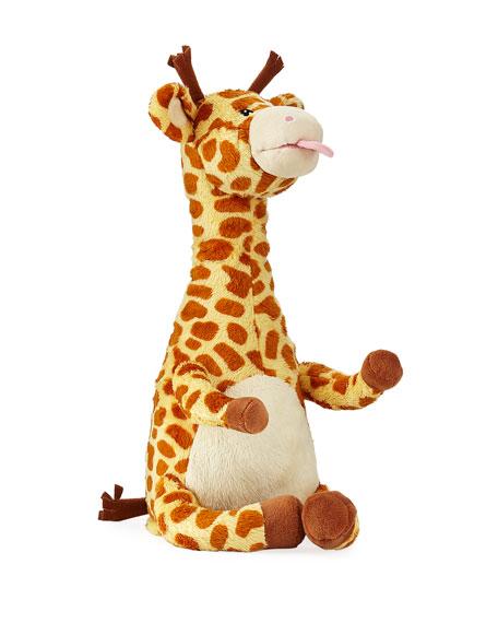Gund Twisty Tongue Twister Giraffe Stuffed Animal, 13