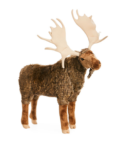 Melissa & Doug Large Plush Moose
