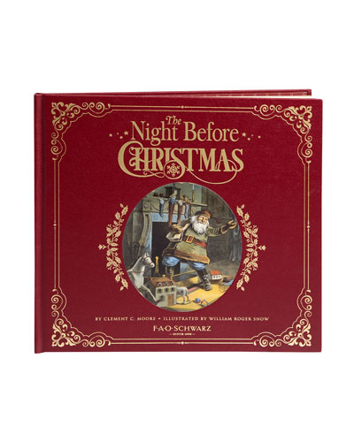 A Night Before Christmas Premiere Book